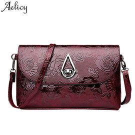 Aelicy High Quality Patent Leather Women Bag - RHIZMALL.PK Online Shopping Store.