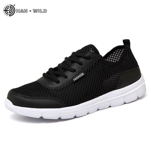 Lace up Mens Mesh Flats Shoe - RHIZMALL.PK Online Shopping Store.