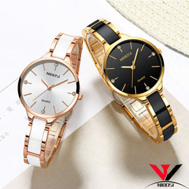 NIBOSI  Women Waterproof Watch - RHIZMALL.PK Online Shopping Store.