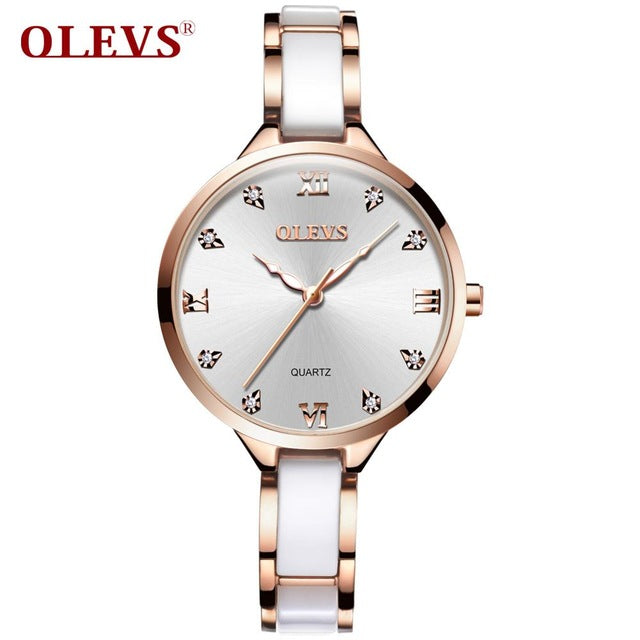 Japanese Movement Quartz Women's Watch - RHIZMALL.PK Online Shopping Store.