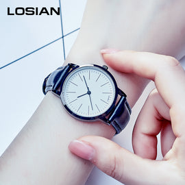 Elegant Waterproof Simple Fashion Ladies watch - RHIZMALL.PK Online Shopping Store.