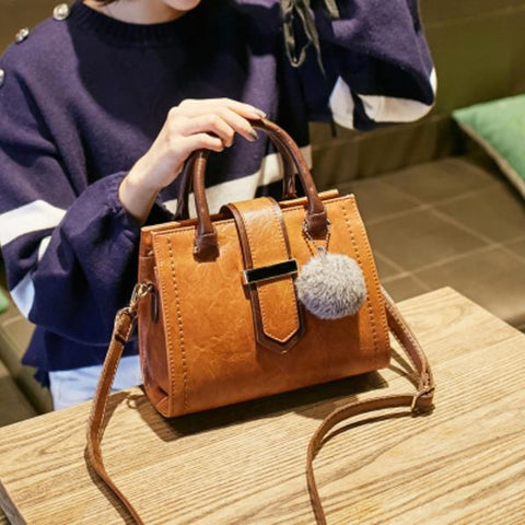 All-match Fashionable Casual Shoulder Bag - RHIZMALL.PK Online Shopping Store.