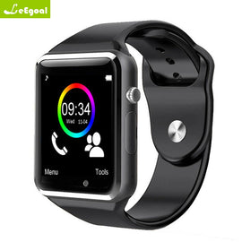 Leego Zenwatch Smart Watch  with Camera Smartwatch For Android - RHIZMALL.PK Online Shopping Store.