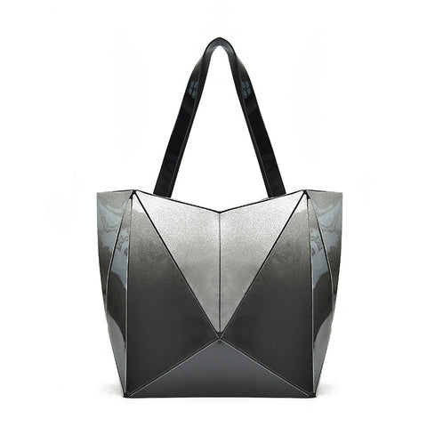 2018 New Women Handbag Geometric Shoulder Bags - RHIZMALL.PK Online Shopping Store.