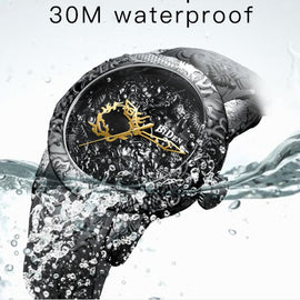 Dragon Sports Waterproof  Wrist Watch