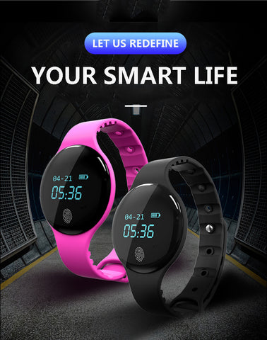 YEINDBOO Smart Watch Waterproof Bracelet For Ios Android - RHIZMALL.PK Online Shopping Store.