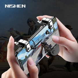 PUBG Android Game Controller Gamepad Trigger - RHIZMALL.PK Online Shopping Store.