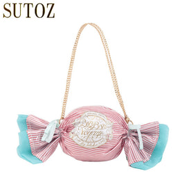 Funny Candy Shaped Handbag Cute Sugar Clutch - RHIZMALL.PK Online Shopping Store.