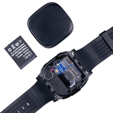 Smart Watch With Camera,Bluetooth, Music Player for Apple Android with SIM - RHIZMALL.PK Online Shopping Store.