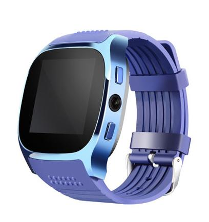 Smart Watch With Camera,Bluetooth, Music Player for Apple Android with SIM