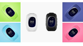 Rovtop Children Smart Watches for iOS Android - RHIZMALL.PK Online Shopping Store.