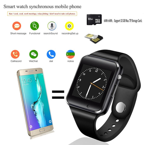 DAZL Smart Watch Men Women Sport LED Color Touch Screen - RHIZMALL.PK Online Shopping Store.