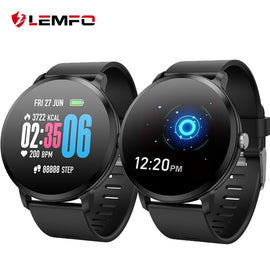 LEMFO Multi Sport Breathing mode SmartWatch for Andriod IOS Phone - RHIZMALL.PK Online Shopping Store.