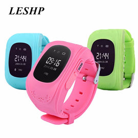 LESHP Helvetica Smart Watch Anti-Lost watch for iOS Android