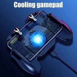 PUBG Gamepad Mobile control Joystick Cooling Fan - RHIZMALL.PK Online Shopping Store.