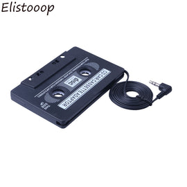 Jack Car Audio Cassette Tape Adapter Universal