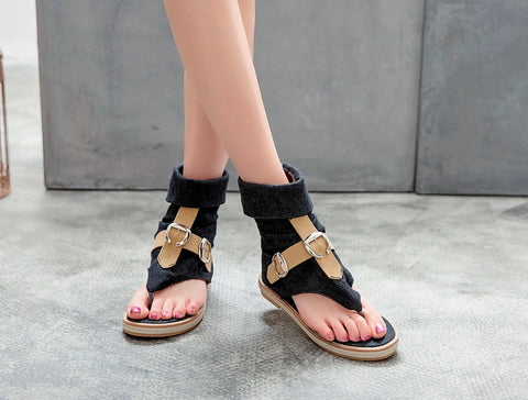New Woman Gladiator Sandals - RHIZMALL.PK Online Shopping Store.