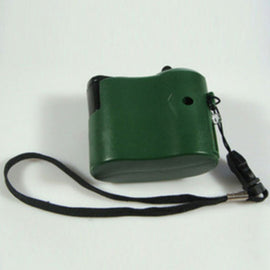 Hand Crank USB Emergency Phone Charger Gadget - RHIZMALL.PK Online Shopping Store.