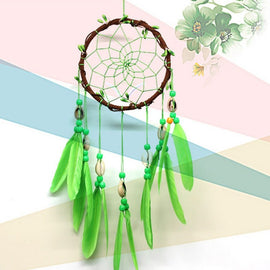 2019 Creative Wind Chimes Feather Large Dream Catcher - RHIZMALL.PK Online Shopping Store.