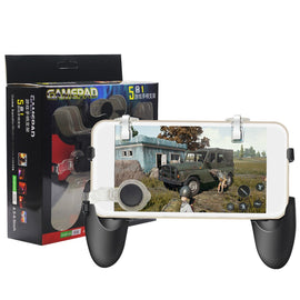 PUBG gamepad controller Kit Moving Joystick Fire Trigger - RHIZMALL.PK Online Shopping Store.