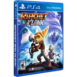 PS4 Ratchet and Clank Game - RHIZMALL.PK Online Shopping Store.