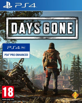 PS4 Days Gone Game - RHIZMALL.PK Online Shopping Store.