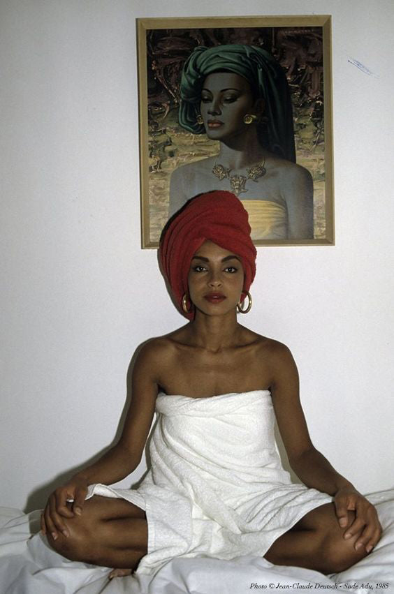 A look at Sade's timeless style aesthetics