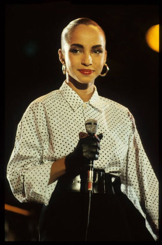 sade fashion looks