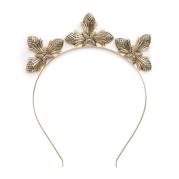 The Showgirl Headband - Marble Hive