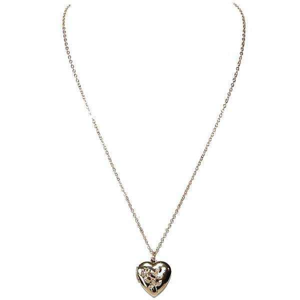 Love Locket Necklace - Marble Hive