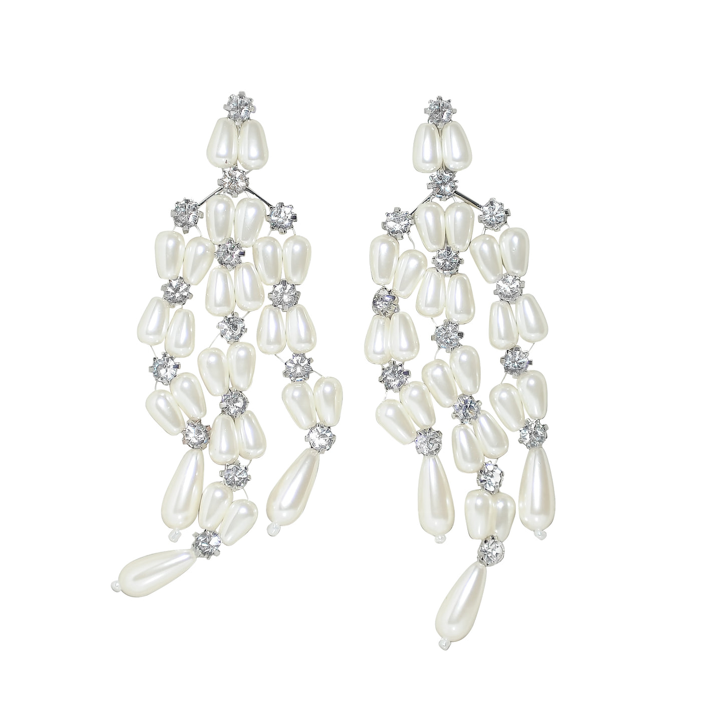 Original Pearl Drop Earrings - Marble Hive