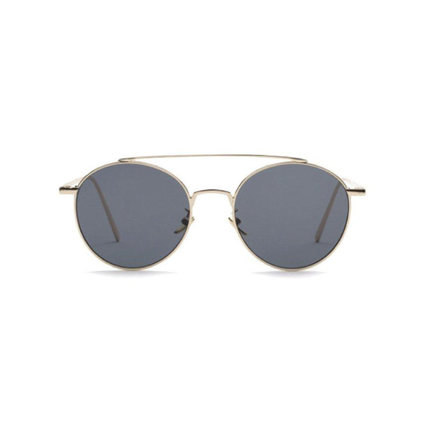 Hester Black Sunglasses - Marble Hive