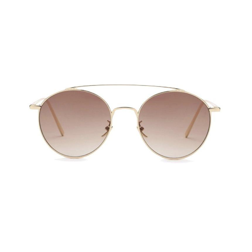 Hester Bronze Sunglasses - Marble Hive