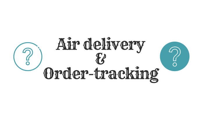 How does dotrade proceed the air(flight) delivery  and Order Tracking?  / dotrade使用什么运货公司(空运)?/ 두트레이드 항공 배송 & 배송 조회는 어떻게 진행하나요?