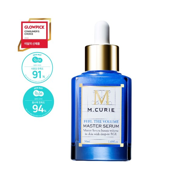 M.CURIE FEEL THE VOLUME MASTER SERUM 50ml, 1.69fl.oz
