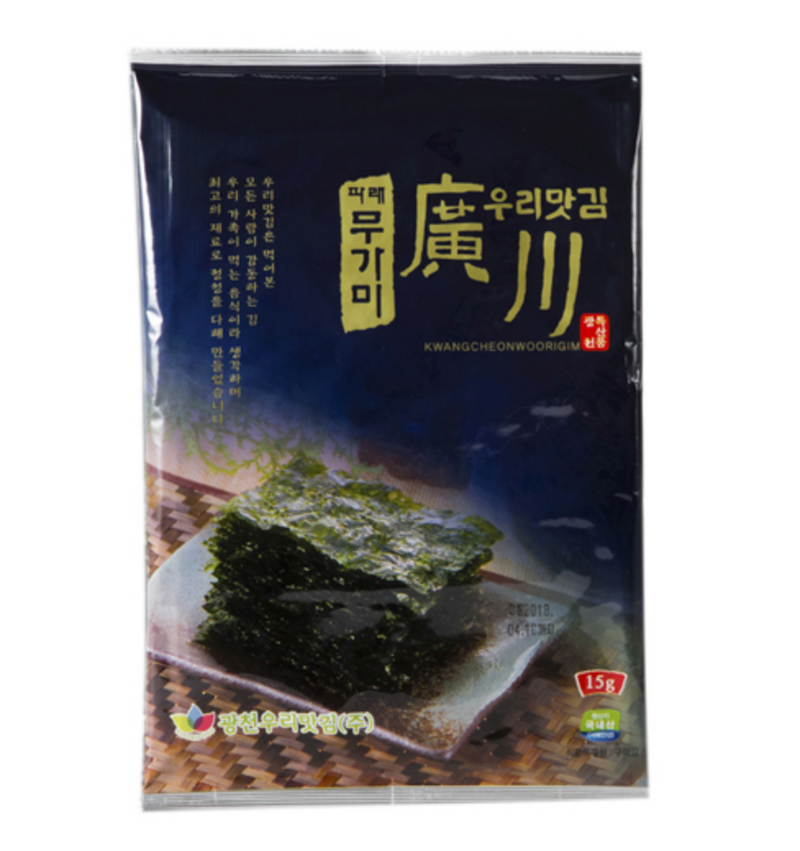 Dry Roasted Parae Laver Full Size  6 Sheet x 10 pack 300g - Dotrade Express. Trusted Korea Manufacturers. Find the best Korean Brands
