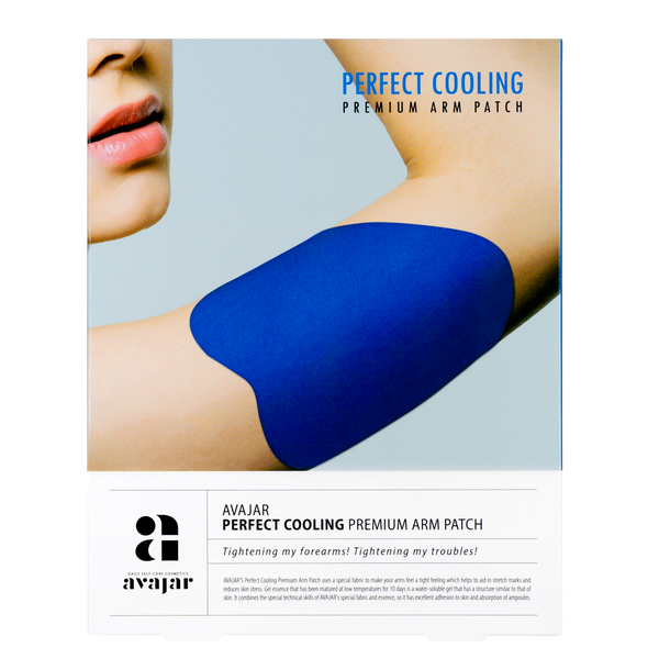AVAJAR PERFECT COOLING PREMIUM ARM PATCH (1EA) - Dotrade Express. Trusted Korea Manufacturers. Find the best Korean Brands