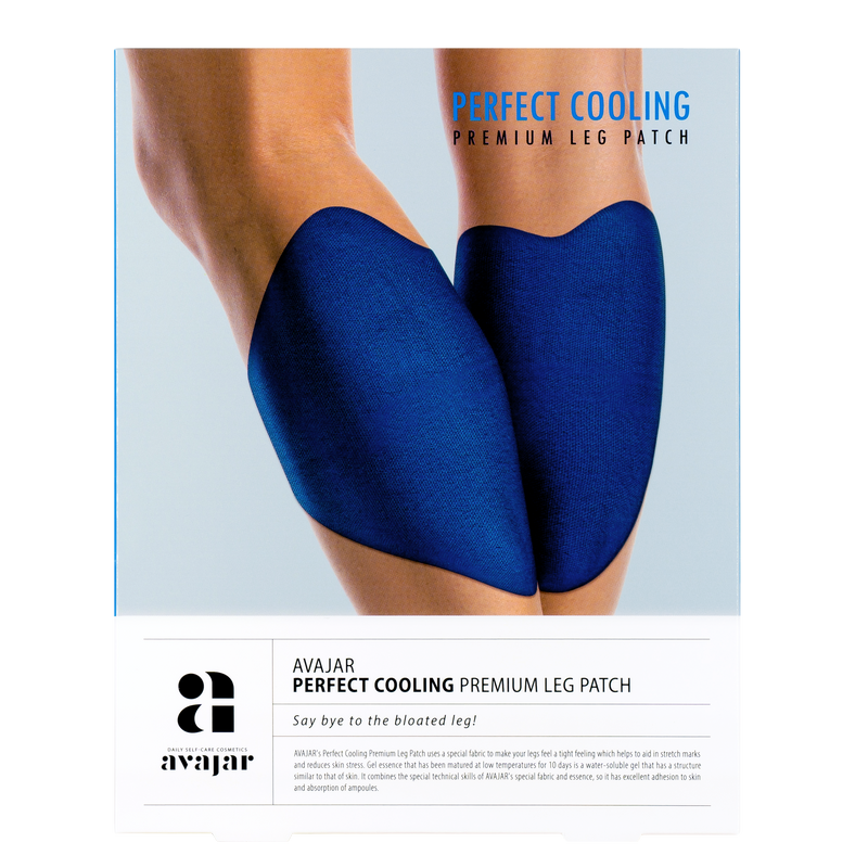 AVAJAR PERFECT COOLING PREMIUM LEG PATCH (1EA) - Dotrade Express. Trusted Korea Manufacturers. Find the best Korean Brands
