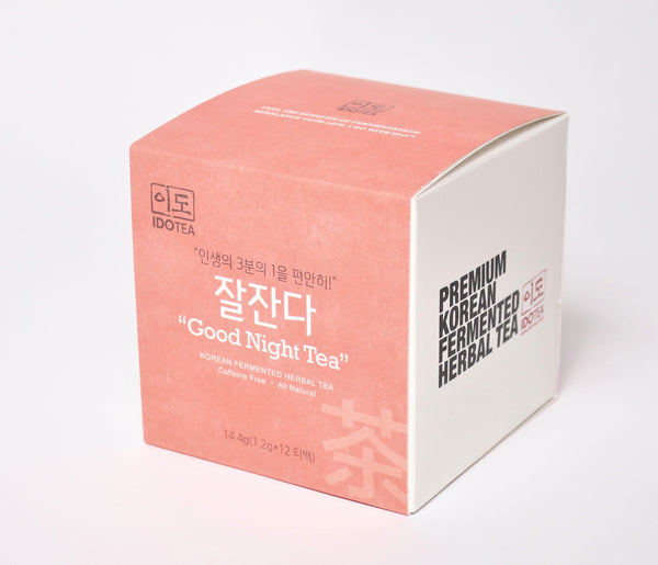 IDO Korean Good night detox Tea - Dotrade Express. Trusted Korea Manufacturers. Find the best Korean Brands