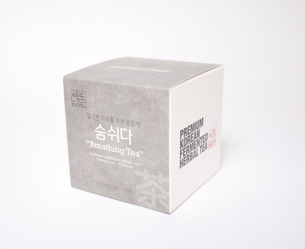 IDO Korean Breathing detox Tea - Dotrade Express. Trusted Korea Manufacturers. Find the best Korean Brands
