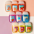 Plu Sanitizer Mini Handwash 30ml x 10 pcs