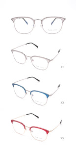 PLUME P-2740 Light as a feather and comfortable Eyewear Glasses