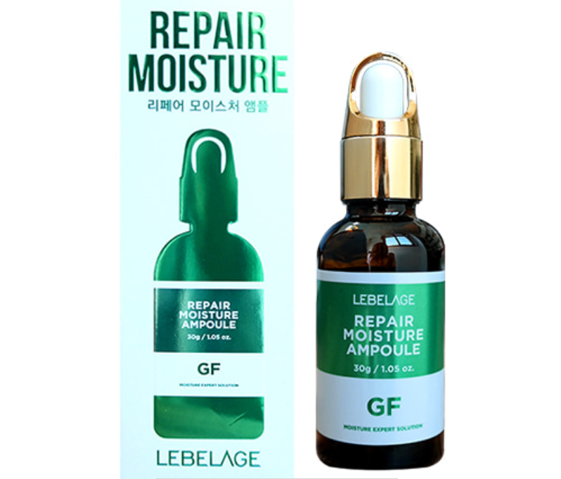 LEBELAGE REPAIR MOISTURE AMPOULE - Dotrade Express. Trusted Korea Manufacturers. Find the best Korean Brands