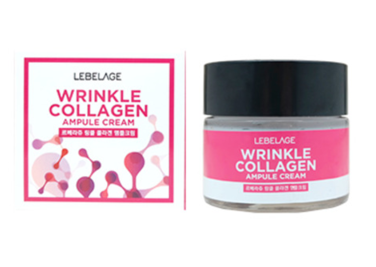 LEBELAGE Winkle collagen ampule cream