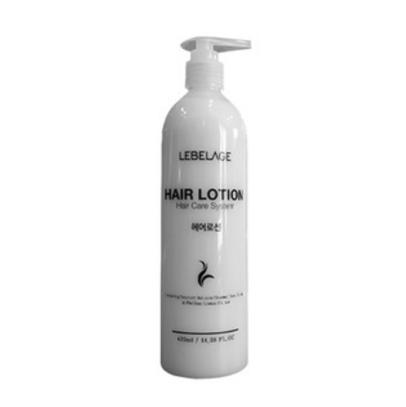 LEBELAGE HAIR LOTION 420ML - Dotrade Express. Trusted Korea Manufacturers. Find the best Korean Brands