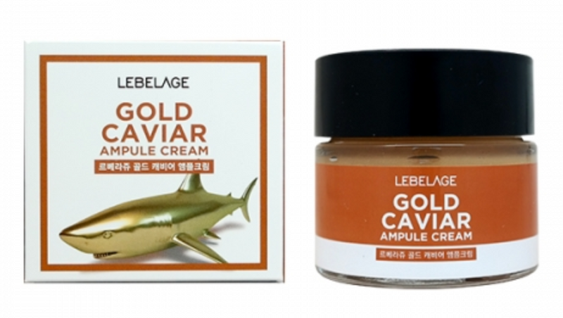LEBELAGE Gold caviar ampoule cream - Dotrade Express. Trusted Korea Manufacturers. Find the best Korean Brands