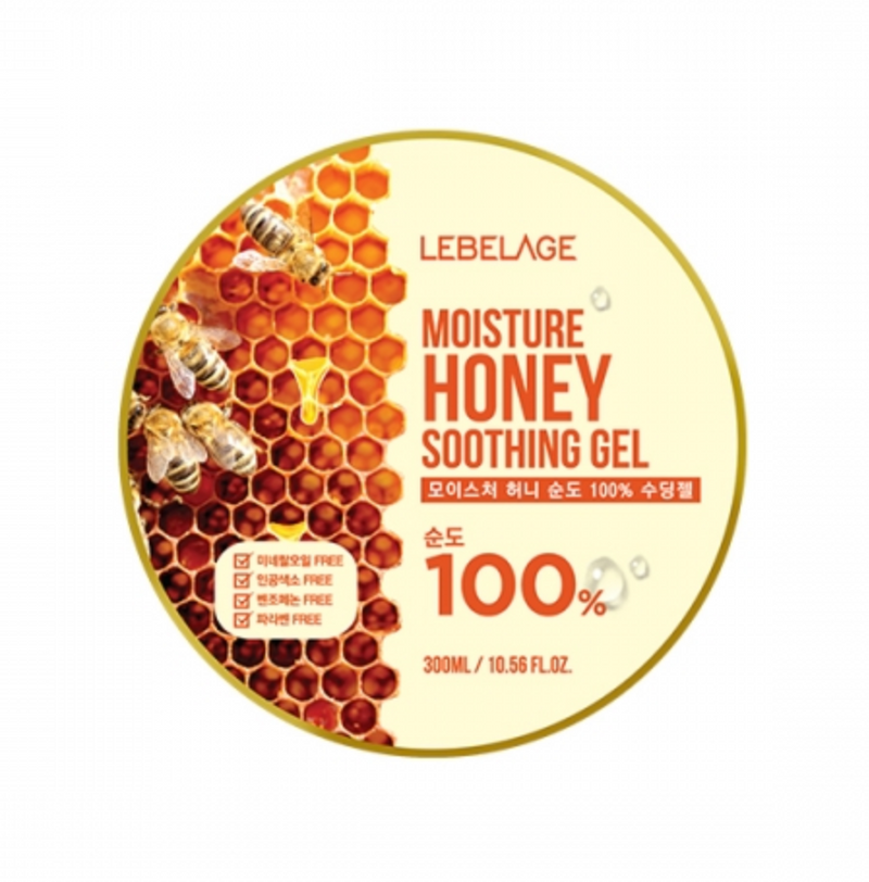 LEBELAGE Moisture Honey Purity 100% Soothing gel - Dotrade Express. Trusted Korea Manufacturers. Find the best Korean Brands