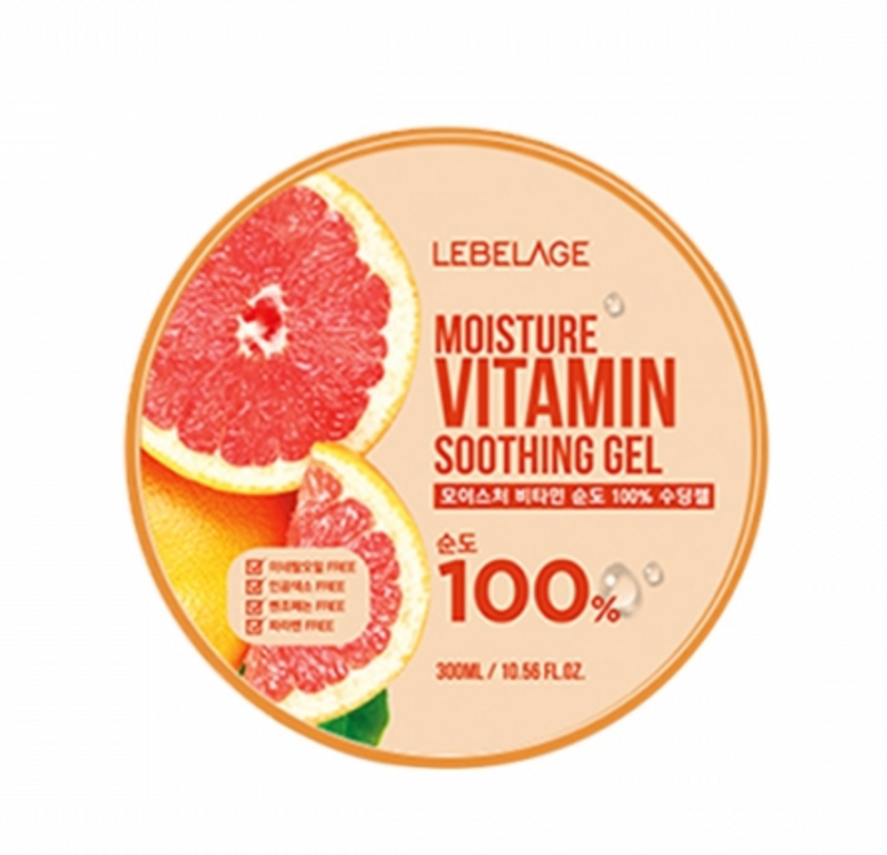 LEBELAGE Moisture Vitamin Purity 100% Soothing gel - Dotrade Express. Trusted Korea Manufacturers. Find the best Korean Brands