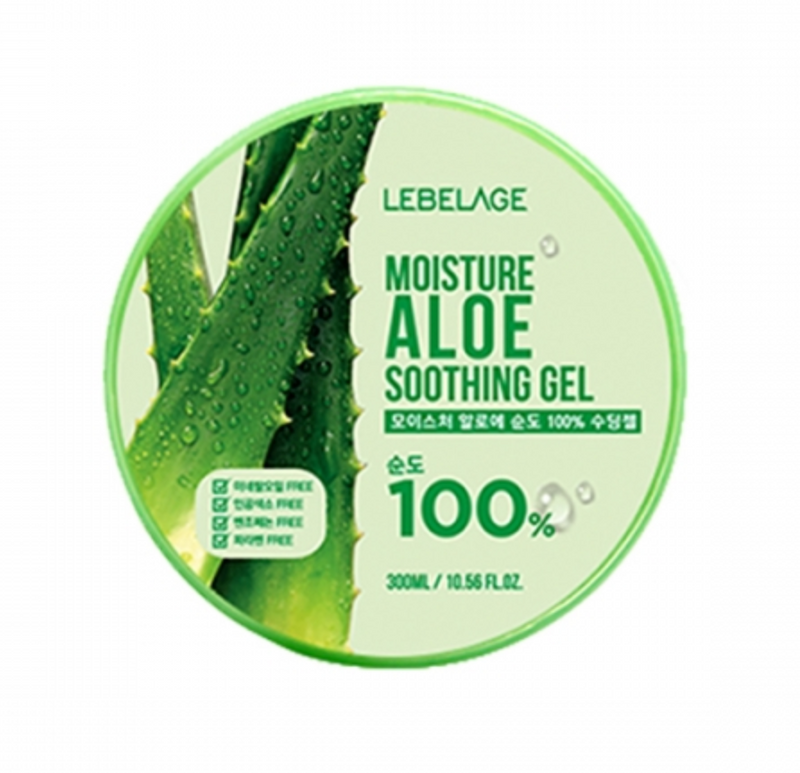 LEBELAGE Moisture Aloe Purity 100% Soothing gel - Dotrade Express. Trusted Korea Manufacturers. Find the best Korean Brands