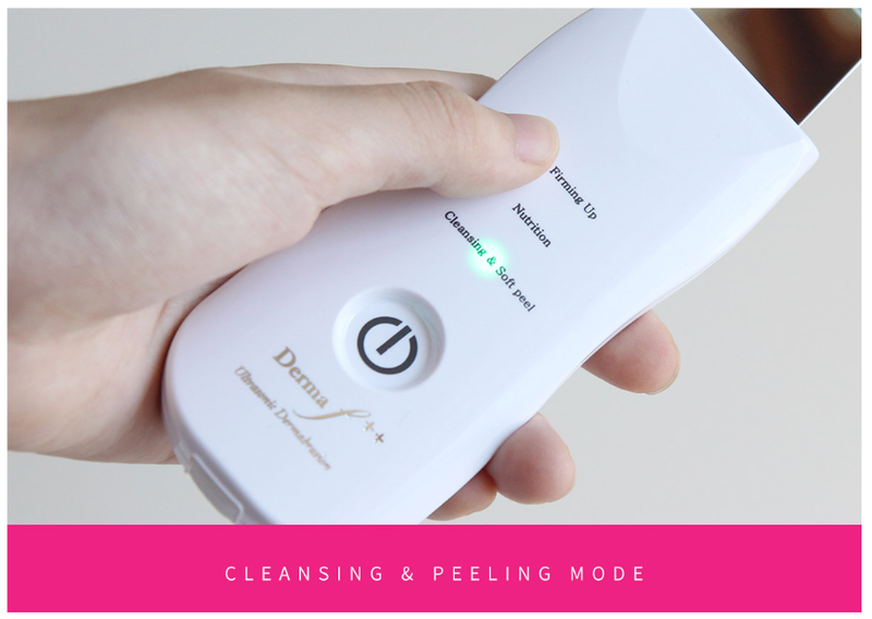DERMA-F++  Ultrasonic Microdermabrasion Device (CE Certified) - Dotrade Express. Trusted Korea Manufacturers. Find the best Korean Brands